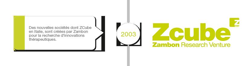 2003 Zcube laboratoire de recherche Zambon